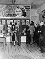 Tolnay Klári és Ráday Imre a Francia szobalány budapesti filmbemutatóján (1939) Fortepan 7448.jpg