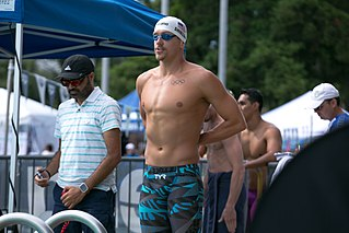 Tom Shields American swimmer