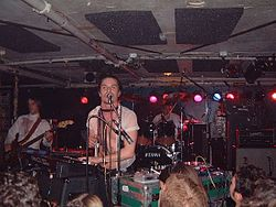 Tomahawk in 2002 at The Middle East