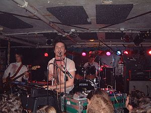 Tomahawk (band) - Tomahawk in 2005