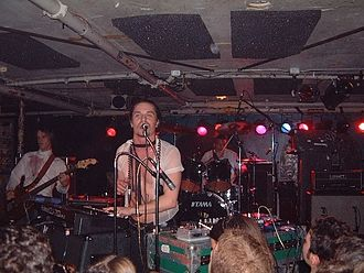 Tomahawk (band) - Tomahawk in 2005 at The Middle East