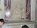 Tomba di Dante - interno.JPG