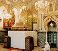 Tombe d'Idriss Ier dans la ville de Moulay Idris Zerhoun près de Volubilis.jpg