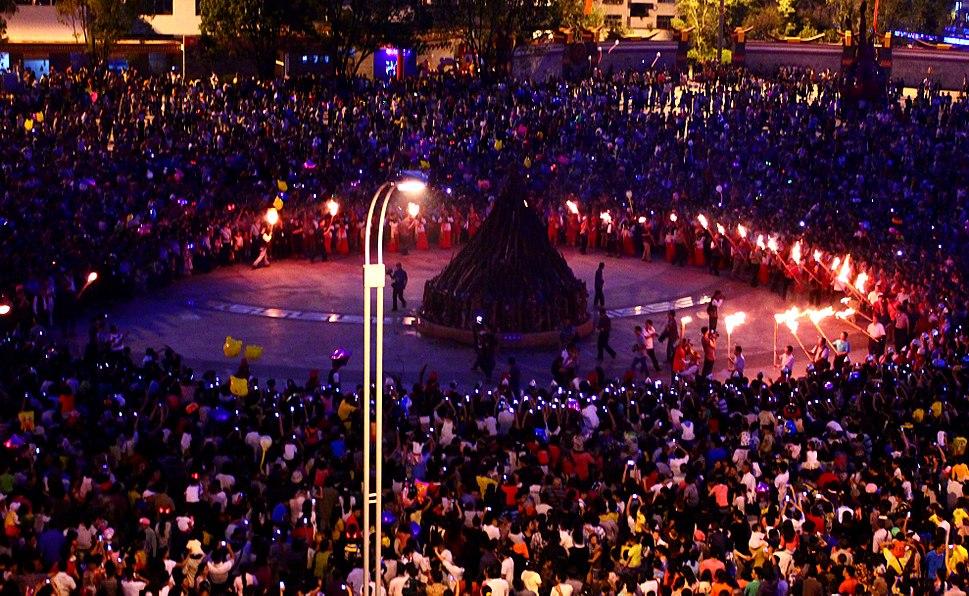 Torch Festival in Eshan 01.jpg