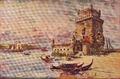 Torre de Belém (Roque Gameiro, Quadros da História de Portugal, 1917).png
