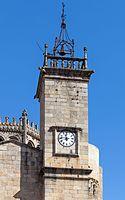 Torre do reloxo. Catedral de Ourense. Galiza.jpg
