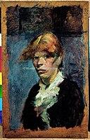 Toulouse-Lautrec - CARMEN LA ROUSSE, 1885, MTL.112.jpg