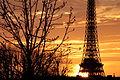 Tour Eiffel au coucher de soleil.JPG