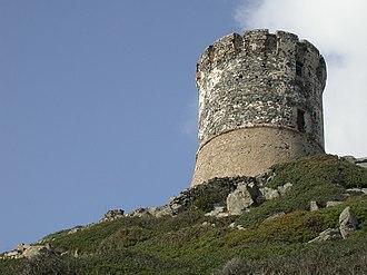 Ajaccio - Genoese Tower.