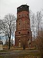 Tower in Daugavgrivas Fort (since 13th century, rebuilt many times) - ainars brūvelis - Panoramio.jpg