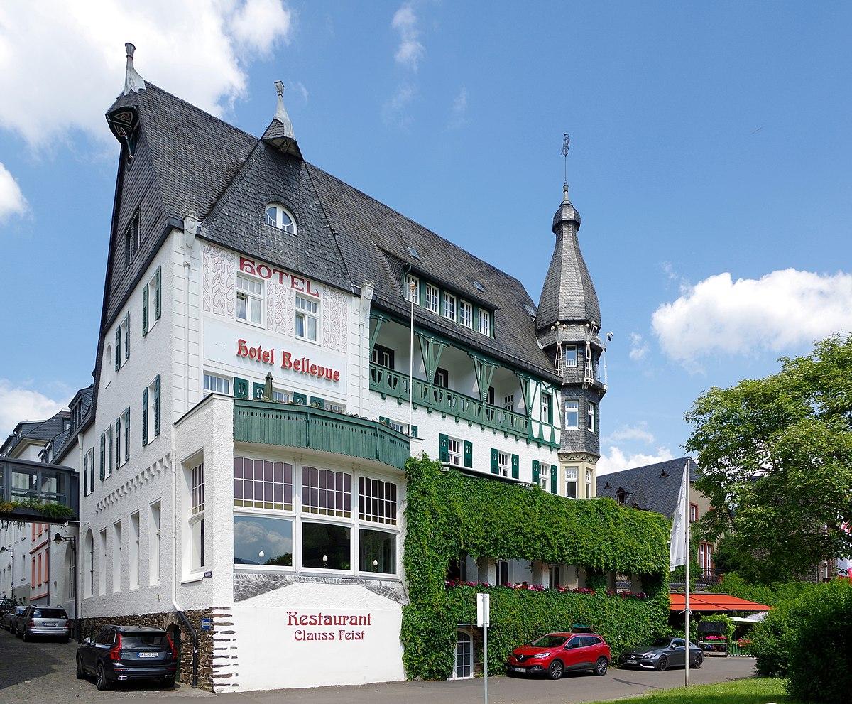 Traben Trarbach Hotel Bellevue