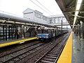 Train at Orient Heights, November 2013.JPG