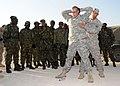 Training at Southern Accord 2012 demonstrates strong partnership between U.S., BDF (7724148796).jpg
