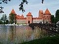 Trakai castle, Vilnius, Lithuania (7630914858).jpg