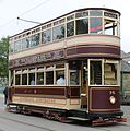 Tram No. 16, Beamish Museum, 4 June 2011 (cropped).jpg