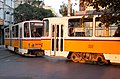 Tram in Sofia near Palace of Justice 2012 PD 009.jpg