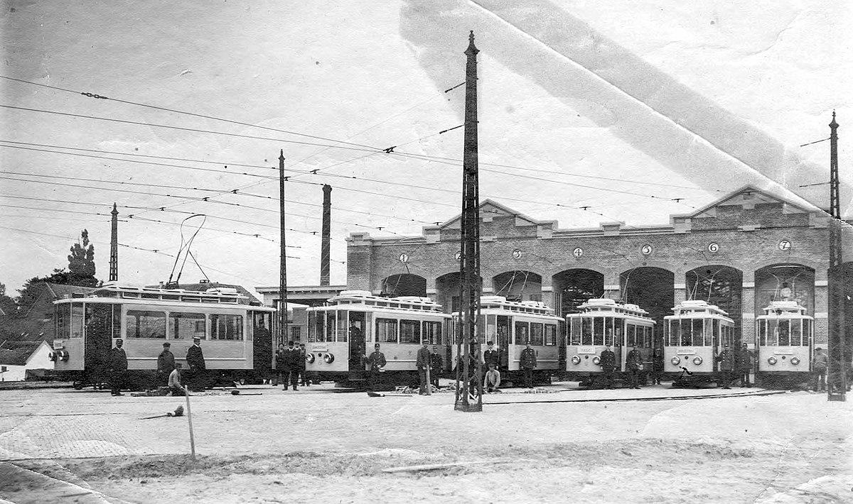 arnhemse tram wikipedia