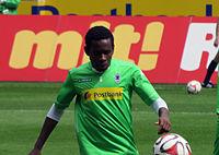 Ibrahima Traoré - de coole en gezellige voetballer met Guinese roots in 2021