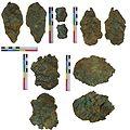 Treasure case 2011 T429 Bronze Age hoard from Nottinghamshire objects 14 - 18 (FindID 464310).jpg