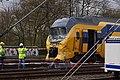 Treinongeluk Westerpark - Schade aan de Intercity.JPG