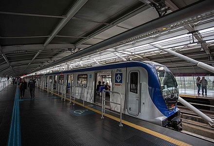 54c6f54acd7a Linha 5 do Metrô de São Paulo - Wikiwand