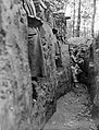 Trench, First World War Fortepan 52217.jpg