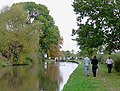 Trent and Mersey Canal near Derwent Mouth, Derbyshire - geograph.org.uk - 1618739.jpg