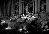 Trevi Fountain B N.jpg