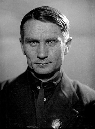 Trofim Lysenko - Lysenko in 1938