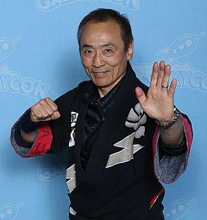 Tsutomu Kitagawa Japanese actor and stuntman
