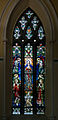 Tuam Cathedral of the Assumption Window Maria in Coelum assumpta 2009 09 14.jpg