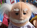 Tufty-haired old man puppet (698819423).jpg