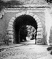 Tunnel, arch, man, walking cane Fortepan 4584.jpg