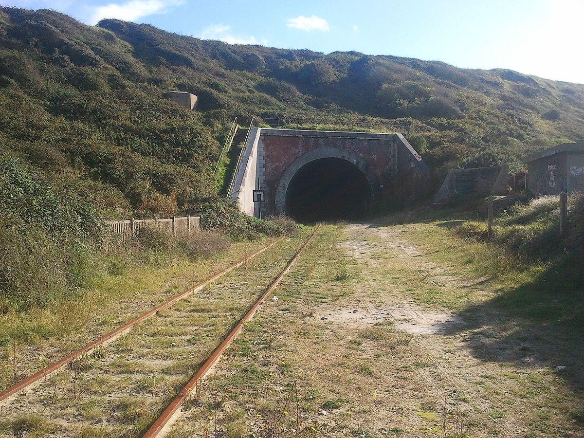 Tunnel de l 39 ave maria wikip dia - Office du tourisme le portel ...