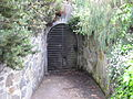 Tunnel to Prince of Wales Battery magazine.JPG