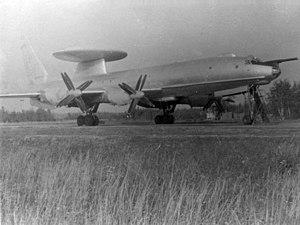 Tupolev Tu-126 - Tu-126
