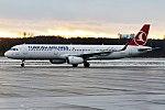 Turkish Airlines, TC-JTA, Airbus A321-231 (38520769634).jpg