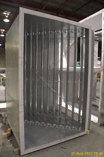 Ducting An E Glass Cata Exstractor