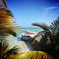 Turquoise blue waters abound in Belize.JPG