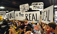 Tuvalu demonstration COP15.jpg