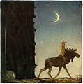 Tuvstarr on Skutt by John Bauer 1913.jpg