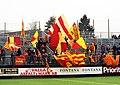 Tyreso FF fans April 2013.jpg