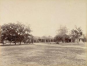 Bangalore Club - Image: U.S. Club, Bangalore, 1902