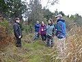 U.S. Fish and Wildlife Service staff discuss marsh restoration with project partner, Massachusetts Division of Ecological Restoration (15537294403).jpg