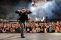 U2 360 Degrees Tour 2010-10-02 - Estádio Cidade de Coimbra (Bono).jpg