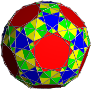 Compound of two snub dodecahedra - Image: UC69 2 snub dodecahedra