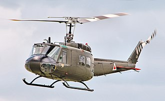 Bell UH-1 Iroquois - A Bell UH-1 Iroquois