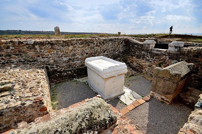 File:ULPIANA-lokaliteti arkeologjik.jpg