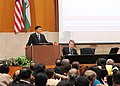 USAID Administrator Shah Delivers the Keynote Address (5146302835).jpg