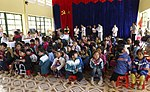 USAID supports deworming medication for school children in Sa Pa district of Lao Cai province (14197252346).jpg